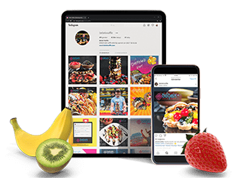 Bebek Waffle - Sosyal Medya Yönetimi