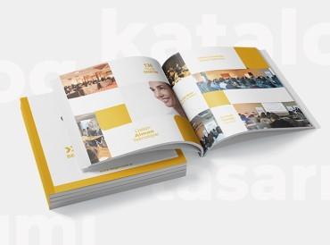 Bego Implant Katalog Tasarımı