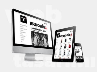 Errorist Web Tasarım